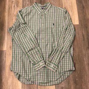 Ralph Lauren Polo Classic Fit Button Down - XL